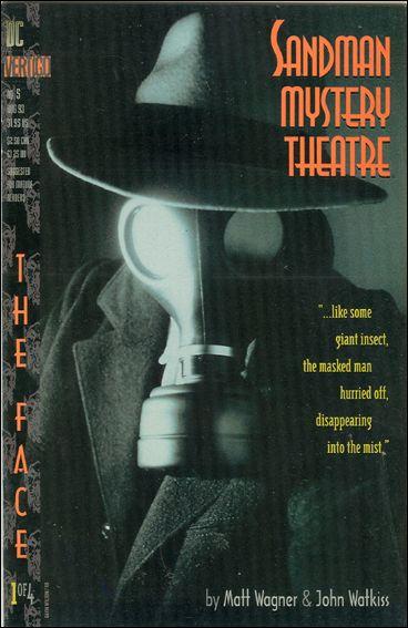 Sandman Mystery Theatre 5-A by Vertigo
