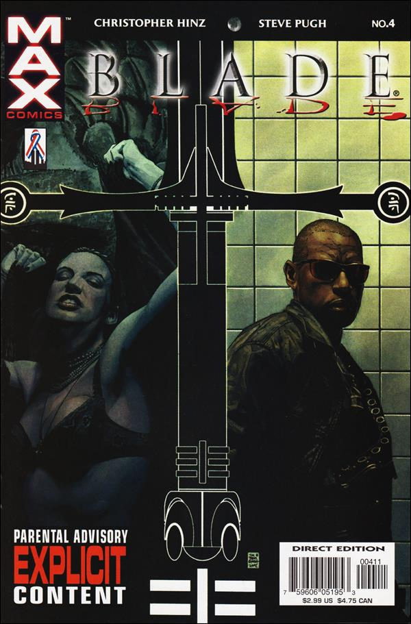 Blade (2002) 4-A by Max