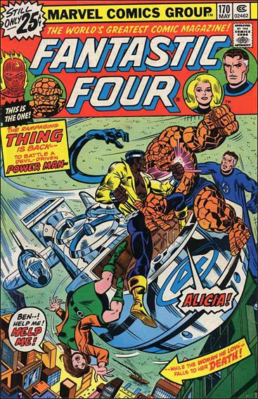 Fantastic Four (1961) 170-A by Marvel