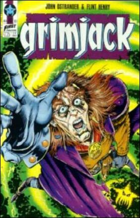 Grimjack 80-A by First