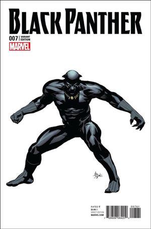 Black Panther (2016) 7-F