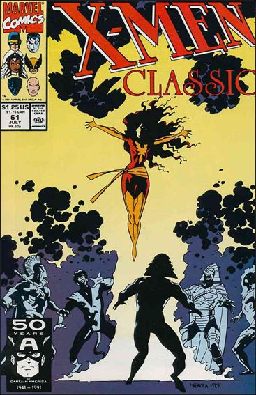 X-Men Classic 61-A by Marvel
