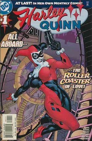Harley Quinn (2000) 1-A
