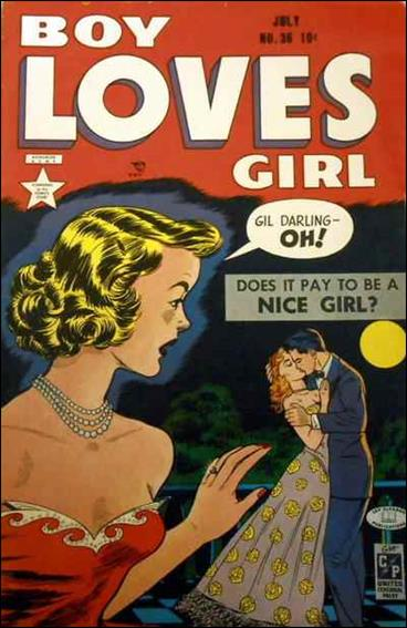 Boy Loves Girl 36-A by Lev Gleason Productions