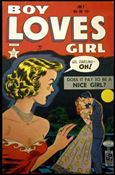 Boy Loves Girl 36-A