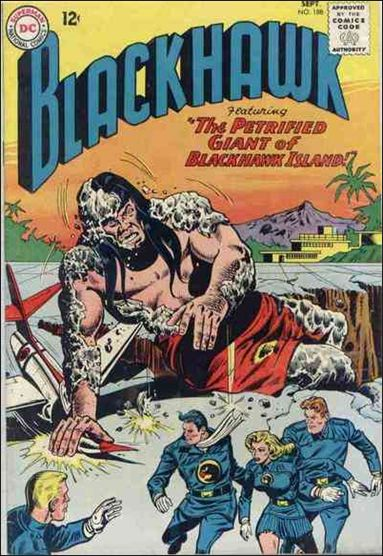 Blackhawk (1944) 188-A by DC