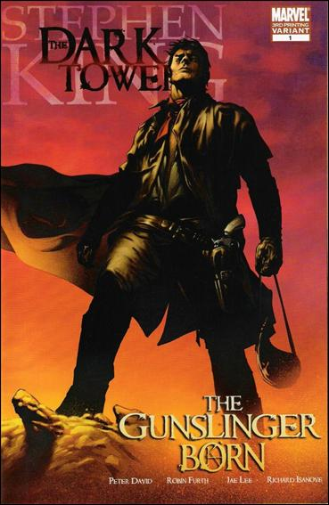 Dark Tower: The Gunslinger Born 1-F by Marvel