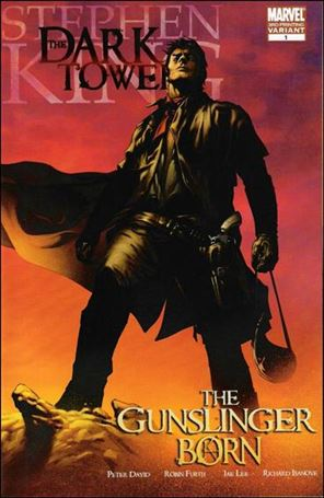 Dark Tower: The Gunslinger Born 1-F
