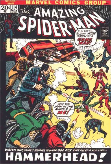 Amazing Spider-Man (1963) 114-A by Marvel