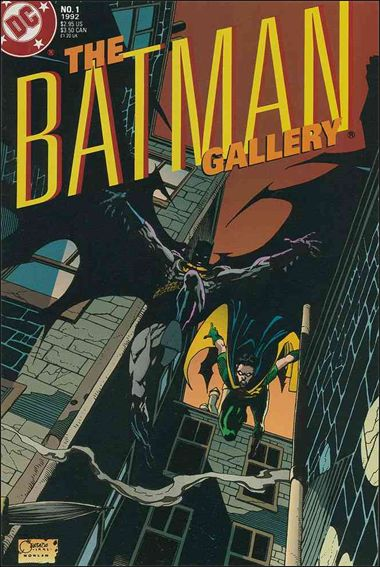 Batman Gallery 1-A by DC
