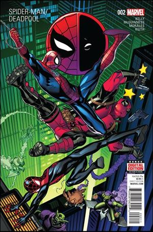 Spider-Man/Deadpool 2-A