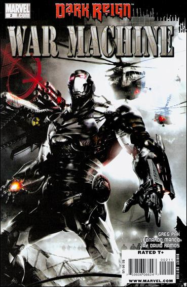 War Machine (2009) 2-A by Marvel