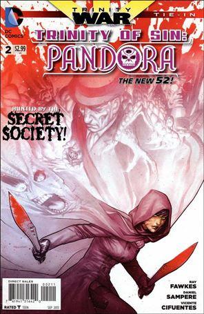 Trinity of Sin: Pandora 2-A
