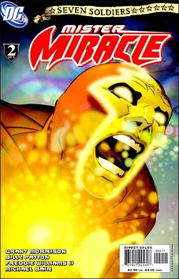 Seven Soldiers: Mister Miracle 2-A by DC