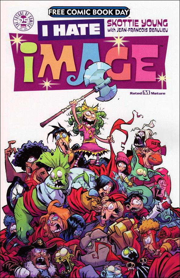 I Hate Image, FCBD Special nn-A by Image