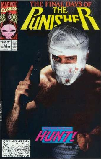 Punisher (1987) 57-B by Marvel