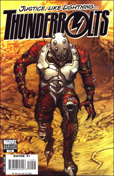 Thunderbolts (1997) 112-B by Marvel