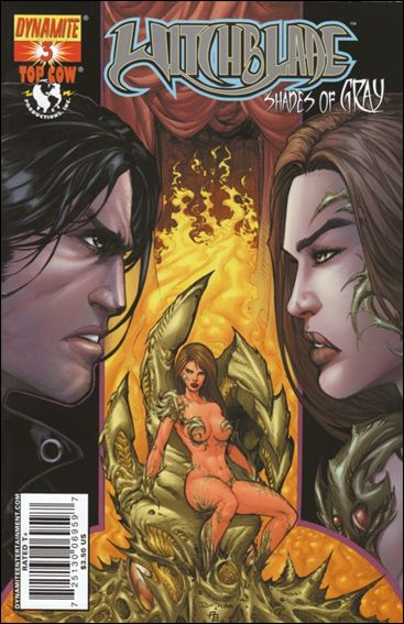 Witchblade: Shades of Gray 3-B by Dynamite Entertainment