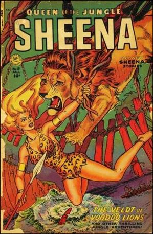 Sheena, Queen of the Jungle 13-A