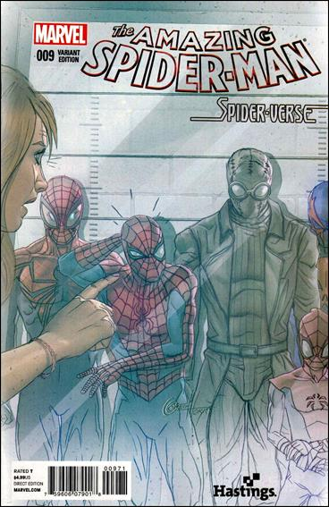 Amazing Spider-Man (2014) 9-I by Marvel