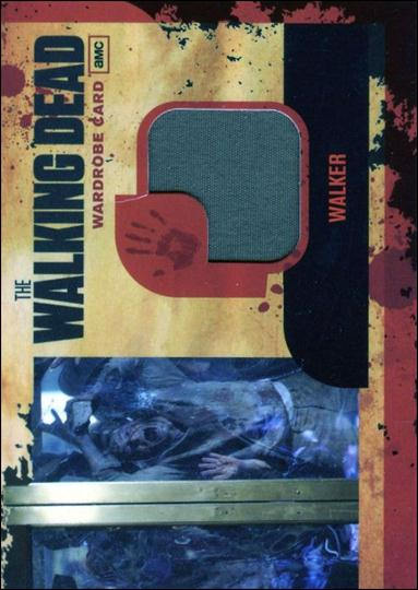 Walking Dead (Wardrobe Subset) M15-A by Cryptozoic Entertainment