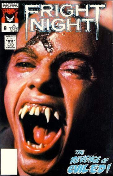 Fright Night 9-A by Now Comics