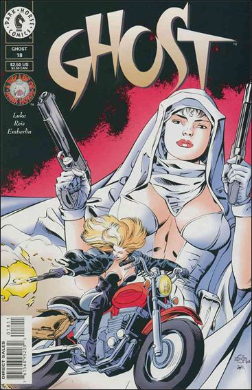 Ghost (1995) 18-A by Dark Horse