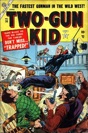 Two-Gun Kid 14-A