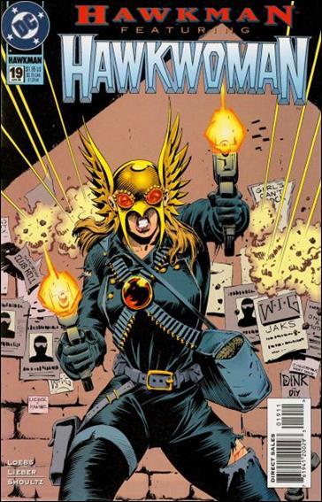 Hawkman (1993) 19-A by DC