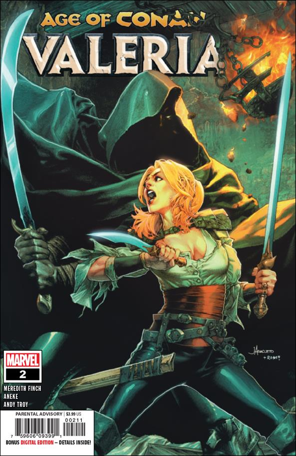 Age of Conan: Valeria 2-A by Marvel