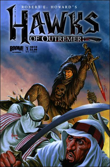Hawks of Outremer 1-A by Boom! Studios