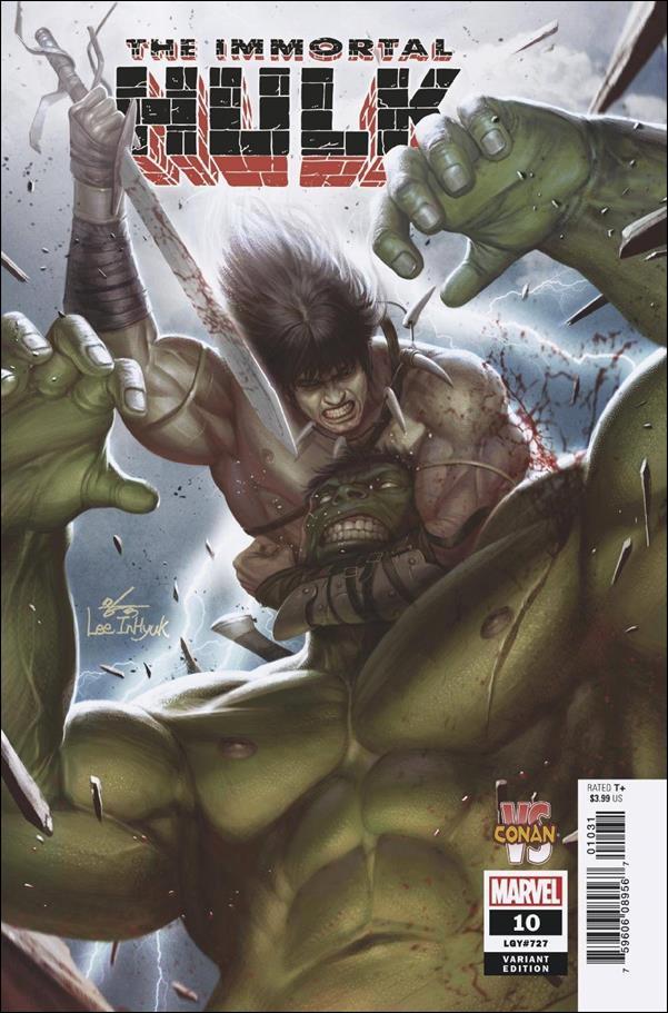 Immortal Hulk 10-C by Marvel
