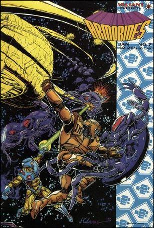 Armorines (1993) 7-A
