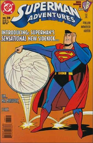 Superman Adventures 38-A