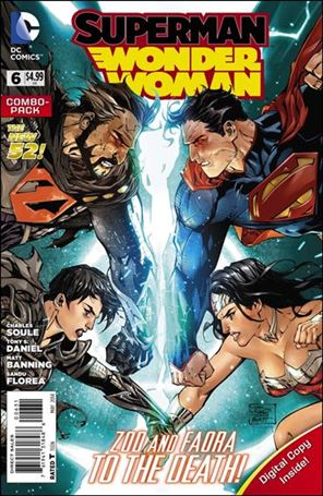 Superman/Wonder Woman 6-B
