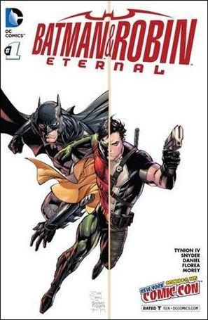 Batman & Robin Eternal 1-D