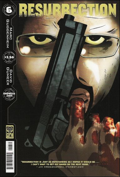 Resurrection (2007) 6-A by Oni Press