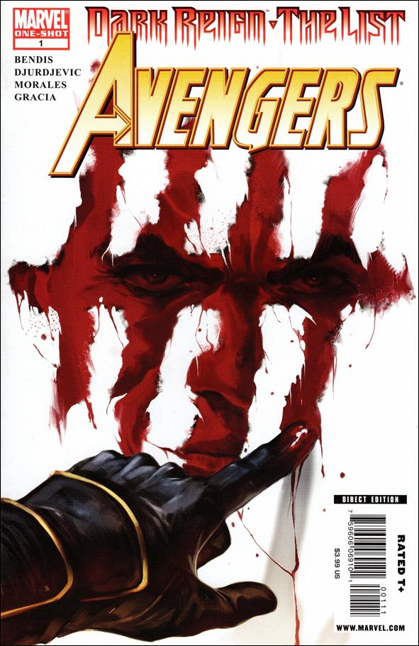 Dark Reign: The List - Avengers 1-A by Marvel