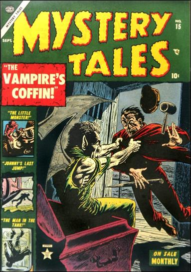 Mystery Tales (1952) 15-A by Atlas