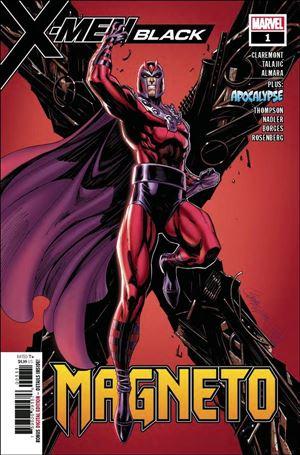 X-Men Black: Magneto 1-A