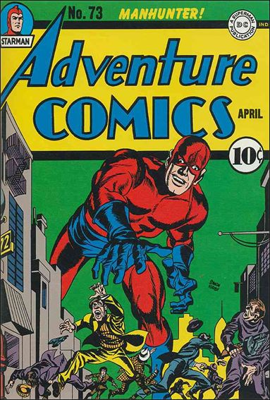 Adventure Comics (1938) 73-A by DC