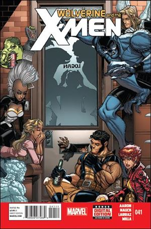 Wolverine & the X-Men (2011) 41-A