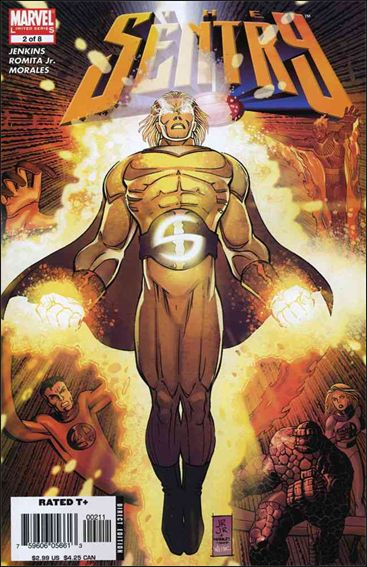 Sentry (2005) 2-A by Marvel