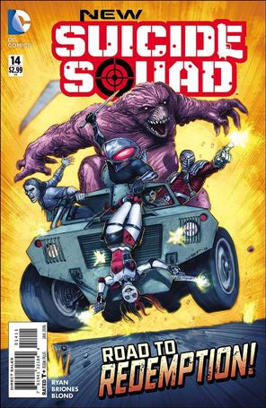 New Suicide Squad 14-A