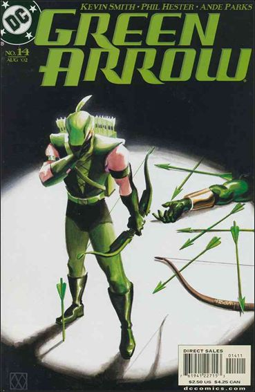 Green Arrow (2001) 14-A by DC