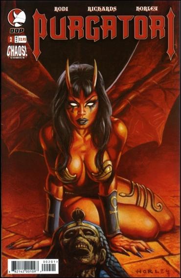 Purgatori (2005) 2-A by Devil's Due