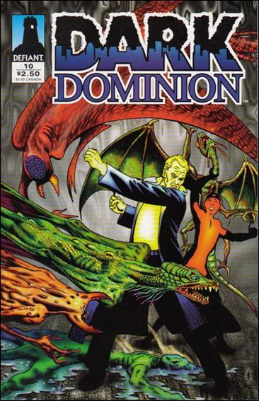 Dark Dominion 10-A by Defiant