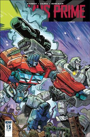 Optimus Prime 15-C