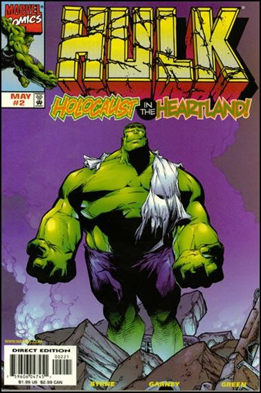 Hulk (1999) 2-B by Marvel