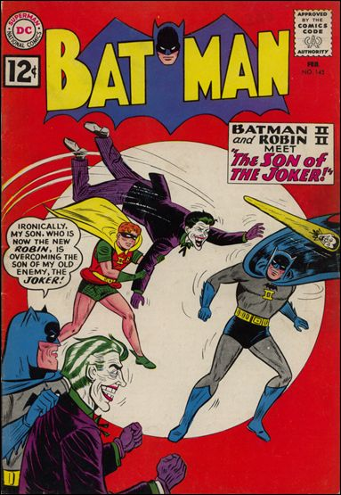 Batman (1940) 145-A by DC